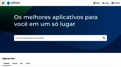 softonic.com.br - notícias e análises de app, os melhores downloads - softonic