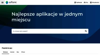 softonic.pl - wiadomości, recenzje aplikacji, najlepsze programy do pobrania - softonic