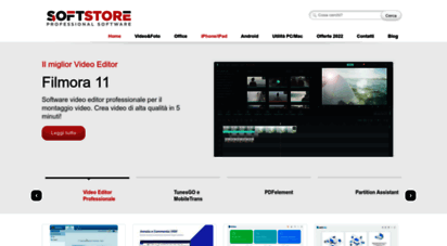 softstore.it - softstore - software professionale - sito ufficiale