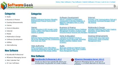 softwaregeek.com - softwaregeek.com - misconfigured