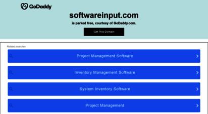 softwareinput.com - free software downloads - softwareinput.com