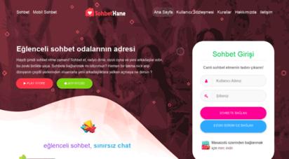 sohbethane.net - sohbethane - sohbet odaları mobil chat ve sohbet siteleri