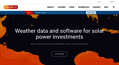 solargis.com - bankable solar data for better decisions  solargis