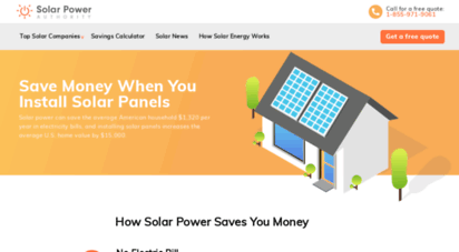 solarpowerauthority.com - solar power authority