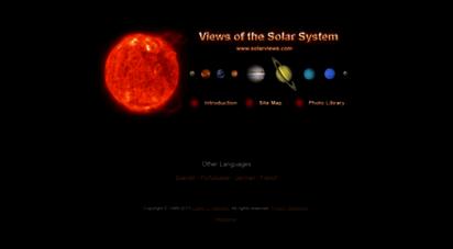solarviews.com - views of the solar system