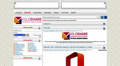 solidshare.net - solidshare.net  katılımsız programlar
