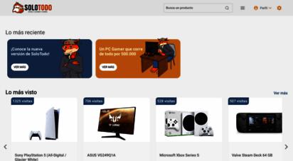 solotodo.com - cotiza y compara los precios de todas las tiendas - solotodo