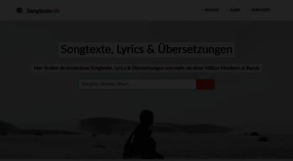 songtexte.de