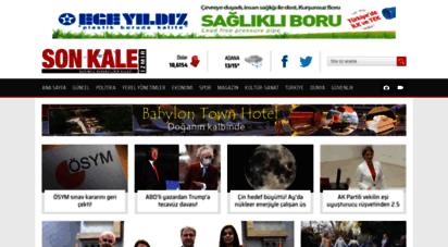sonkaleizmir.com