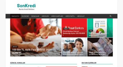 sonkredi.com -