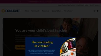 sonlight.com - sonlight istian homeschool curriculum and programs
