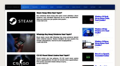 sonsuzteknoloji.com - sonsuz teknoloji