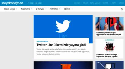 sosyalmedya.co - sosyal medya - türkiye´nin sosyal medya platformu