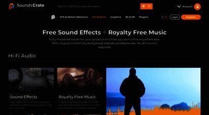 soundscrate.com