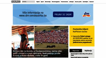 source.ba - source.ba  video portal