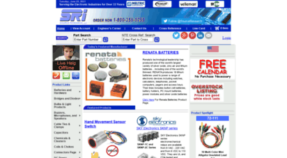 sourceresearch.com - a franchised electronics components distributor