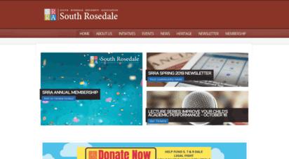 southrosedale.org - south rosedale residents´ ssociation