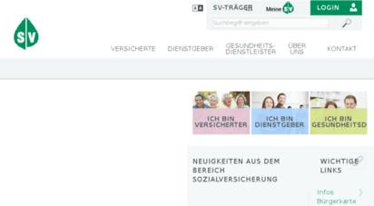 sozialversicherung.at - willkommen am portal der österreichischen sozialversicherung
