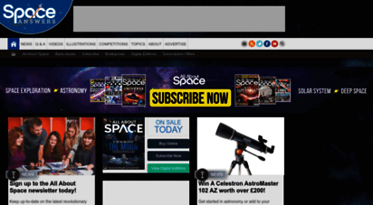 spaceanswers.com - spaceanswers.com - the website for all about space magazine