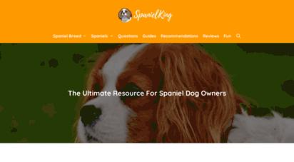 spanielking.com