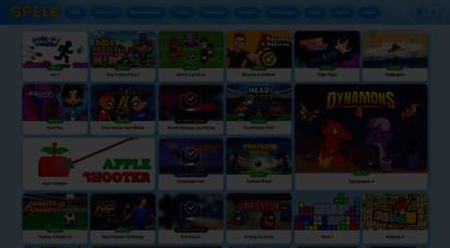 spele.be - spelletjes - gratis spelletjes online spelen op spele.be