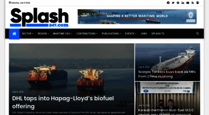 splash247.com - splash 247 - global maritime and shipping news