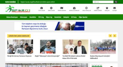 spor01.com - adana´nın ilk internet spor gazatesi spor01.com