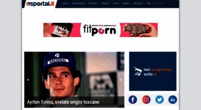 sportal.it - sportal.it - notizie di calcio, calciomercato, basket, formula 1, motogp e gossip