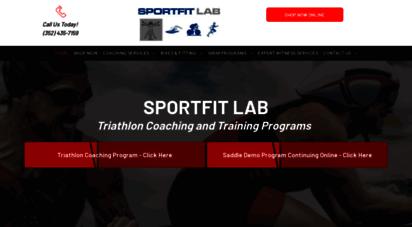 Welcome to Sportfit-lab com - SPORTFIT LAB triathlon & bike