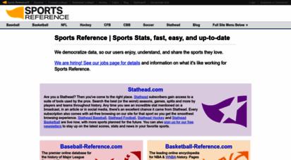 sports-reference.com