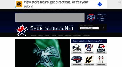 sportslogos.net - is creamer´s sports logos page - sportslogos.net
