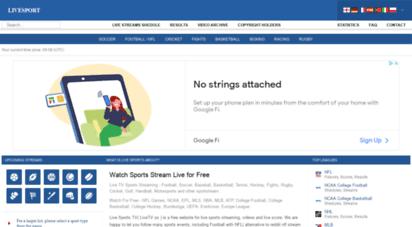 sportwatch.fun - live sport stream, soccer streams  live sport