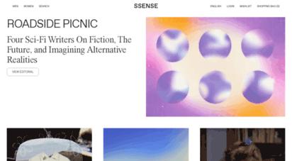 ssense.com - luxury fashion & independent designers  ssense