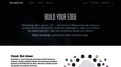 stackpath.com - secure edge computing  edge services  cdn, waf, dns, monitoring  stackpath