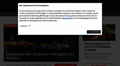 stadt-wien.at - stadt wien: presseportal - touristeninformation - unternehmen - hotel
