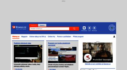 stahuj.cz - stahuj.cz - download shareware a freeware programy zdarma