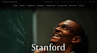 stanford.edu - stanford university