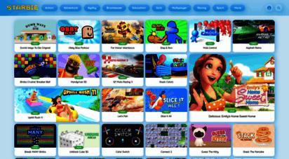 starbie.co.uk - free online games on starbie.co.uk!