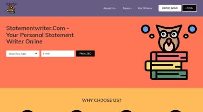 statementwriter.com