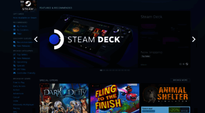 steampowered.com - welcome to steam