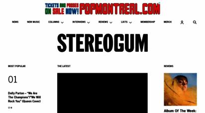 stereogum.com -
