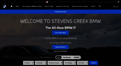 Stevens Creek BMW Service >> Welcome To Stevenscreekbmw Com Stevens Creek Bmw Bmw