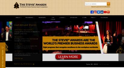 stevieawards.com - the stevie® awards