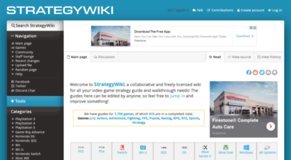 strategywiki.org - strategywiki, the free strategy guide and walkthrough wiki