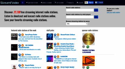 streamfinder.com -