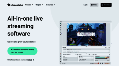 streamlabs.com - streamlabs  the best free tools for live streamers & gamers