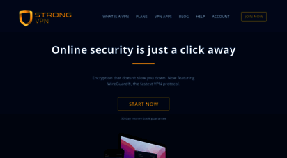 strongvpn.com - strongvpn.com - providing high speed, unlimited bandwidth, multiple countries vpn accounts for over 100,000 users. since 1995.  strongvpn