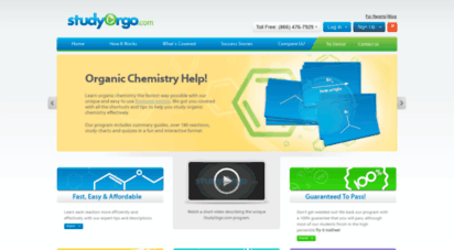 welcome to studyorgo com organic chemistry online help ochem  online help organic chemistry from studyorgo com helps you learn o chem in the shortest time and in a unique easy way