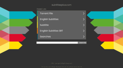subtitlesplus.com - subtitlesplus.com is for sale  hugedomains
