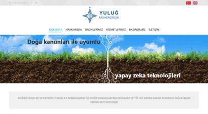 sulamatr.com - su yönetimi ve sulama sistemleri - yuluğ mühendislik